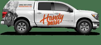 306 Handyman Van